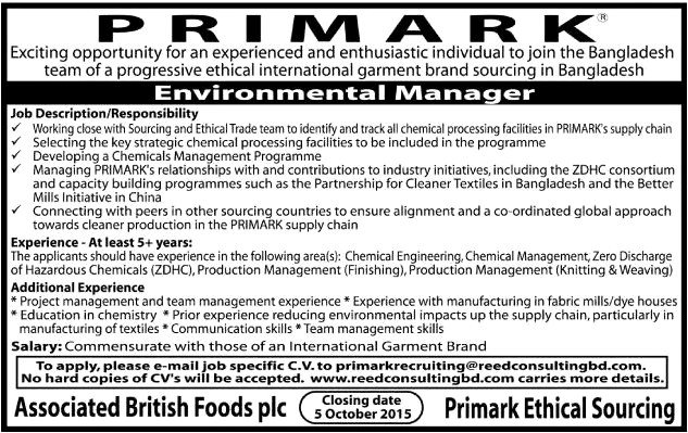 primark's managing communication knowledge and information