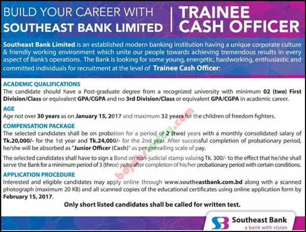 research on southeast bank limited bangladesh Southeast bank capital services limited company research & investing information find executives and the latest company news.
