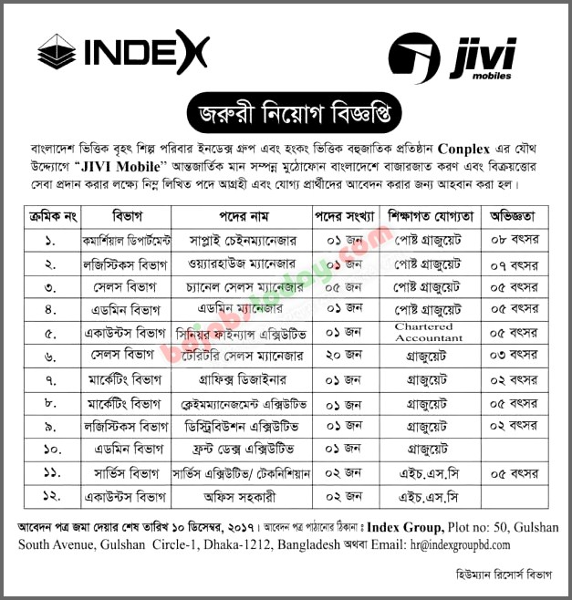 Index Group jobs
